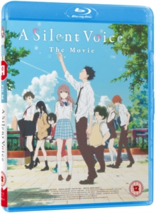 A   Silent Voice, Blu-ray BluRay