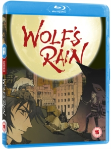 Wolf's Rain: Complete Collection, Blu-ray BluRay