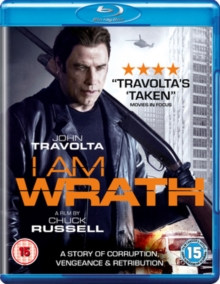 I Am Wrath, Blu-ray BluRay