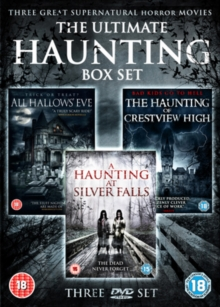 The Ultimate Haunting, DVD DVD