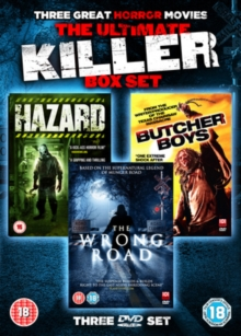 The Ultimate Killer Collection, DVD DVD