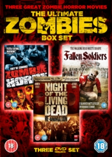 The Ultimate Zombies Collection, DVD DVD