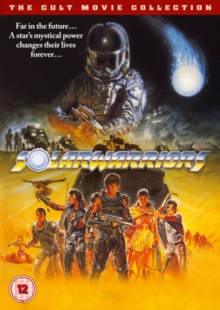 Solar Warriors, DVD DVD