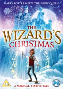 The Wizard's Christmas, DVD DVD