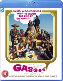 Gas-s-s-s, Blu-ray  BluRay
