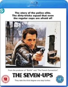 The Seven-ups, Blu-ray BluRay