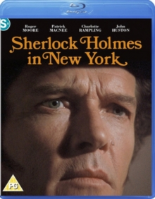 Sherlock Holmes in New York, Blu-ray BluRay