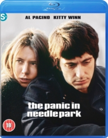 The Panic in Needle Park, Blu-ray BluRay