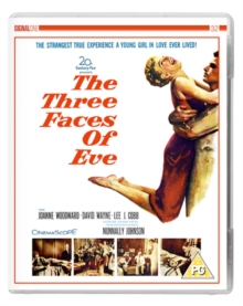The Three Faces of Eve, DVD DVD