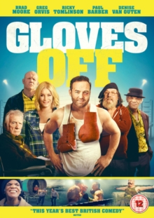 Gloves Off, DVD DVD
