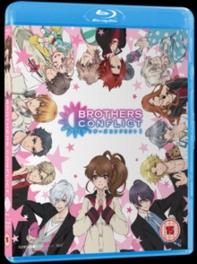 Brothers Conflict, Blu-ray BluRay