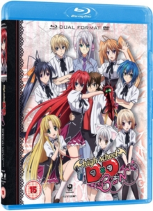 High School DxD: Season 3, DVD DVD