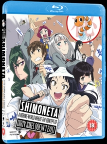 Shimoneta, Blu-ray BluRay