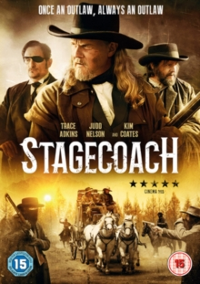 Stagecoach - The Texas Jack Story, DVD DVD