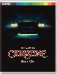 Christine, Blu-ray BluRay