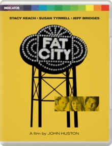 Fat City, DVD DVD