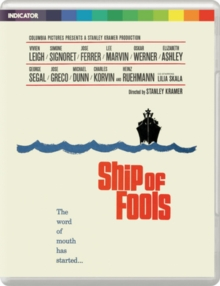 Ship of Fools, Blu-ray BluRay
