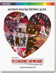 The St. Valentine's Day Massacre, Blu-ray BluRay