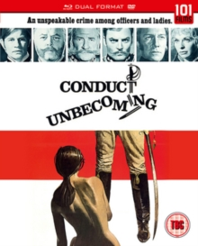 Conduct Unbecoming, Blu-ray BluRay