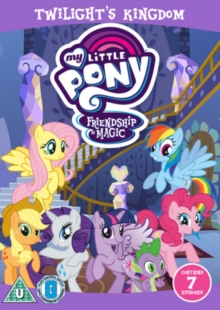 My Little Pony - Friendship Is Magic: Twilight's Kingdom, DVD DVD