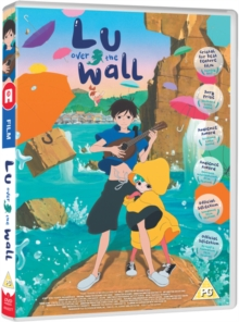 Lu Over the Wall, DVD DVD