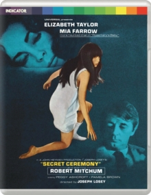 Secret Ceremony, Blu-ray BluRay