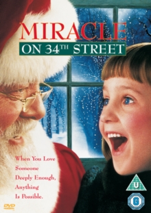 Miracle On 34th Street, DVD  DVD