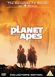 Planet of the Apes: The Complete TV Series, DVD  DVD