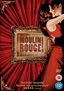 Moulin Rouge Baz Luhrmann Ewan Mcgregor 5039036014977 Hivecouk