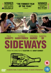Sideways, DVD  DVD