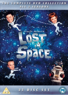 Lost in Space: Complete Seasons 1-3, DVD  DVD