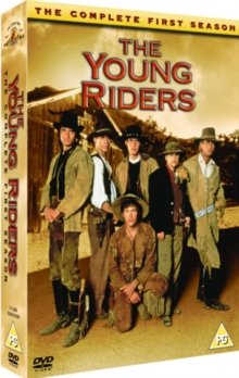 The Young Riders: Season One, DVD DVD