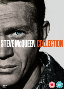 Steve McQueen Collection, DVD  DVD