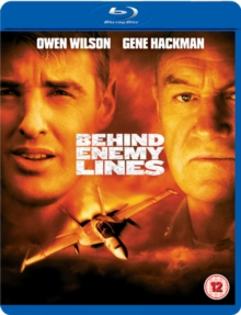 Behind Enemy Lines, Blu-ray  BluRay
