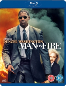 Man On Fire, Blu-ray  BluRay