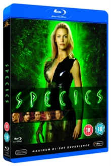 Species, Blu-ray  BluRay