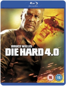 Die Hard 4.0, Blu-ray  BluRay