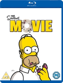 The Simpsons Movie, Blu-ray BluRay