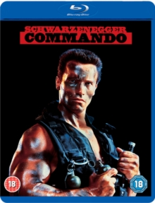 Commando, Blu-ray  BluRay