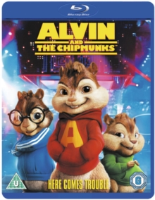 Alvin and the Chipmunks, Blu-ray  BluRay