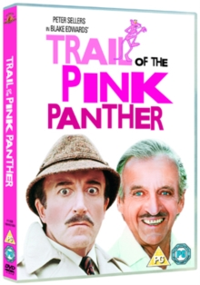 Trail of the Pink Panther, DVD  DVD
