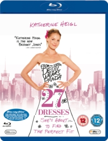 27 Dresses, Blu-ray  BluRay