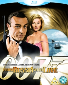 From Russia With Love, Blu-ray  BluRay
