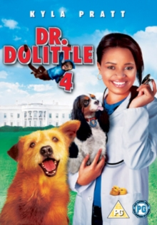 Dr Dolittle 4 - Tail to the Chief, DVD  DVD