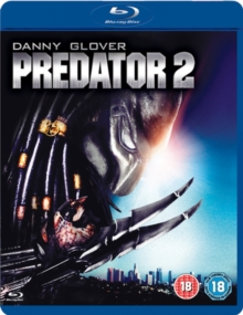 Predator 2, Blu-ray  BluRay