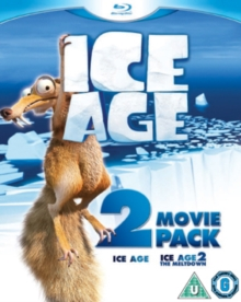 Ice Age/Ice Age 2 - The Meltdown, Blu-ray  BluRay