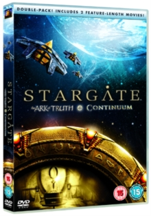 Stargate: Continuum/Stargate: The Ark of Truth, DVD  DVD