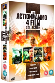 The Action and Ammo Collection, DVD DVD