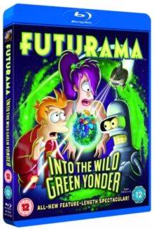 Futurama: Into the Wild Green Yonder, Blu-ray  BluRay