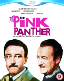 The Pink Panther, Blu-ray BluRay